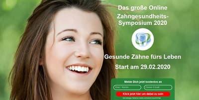 Zahngesundheits-Symposium 4.0   Gesunde Zähne fürs Leben