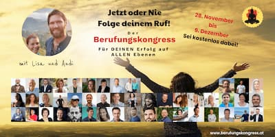 Berufungs Online Kongress Header