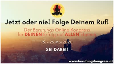 Berufungs Online Kongress