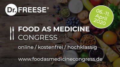 Food as Mecicin Online-Kongress