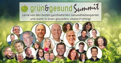 Grün & Gesund Summit | Ganzheitliche Lösung