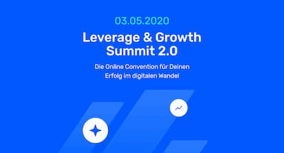 Leverage & Growth Summit 2020 | Erfolgreich digital verkaufen