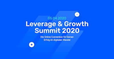 Leverage & Growth Summit 2020   Erfolgreich digital verkaufen