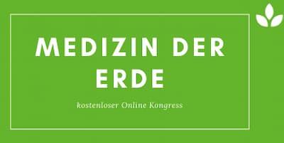 Medizin der Erde Online-Kongress Header