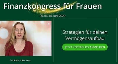 Finanzkongress für Frauen