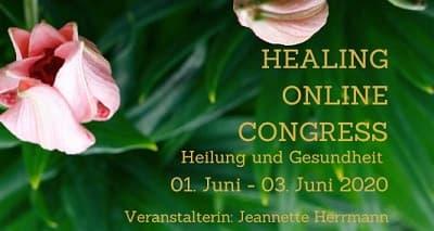 Healing Online-Congress | Heilung und Gesundheit