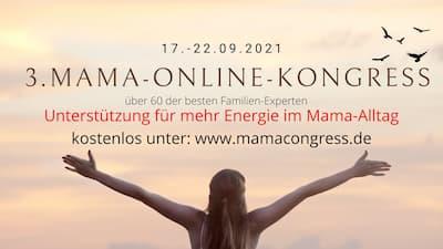 Mama Online-Kongress | Für mehr Kraft und Lebensfreude