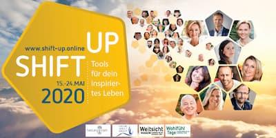 Shift-Up Online-Kongress | Tools für dein Leben