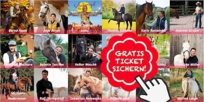 Calm Horse Summit | für Pferd & Reiter