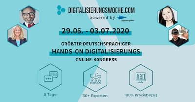 Digitalisierungs Online-Kongress | Für KMU