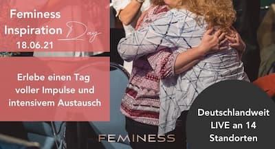 Feminess Inspiration Day | Impulse & nachhaltige Veränderung