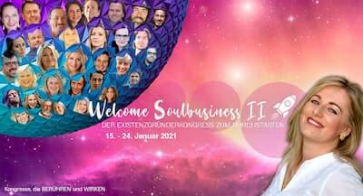 Welcome Soulbusiness Online-Kongress