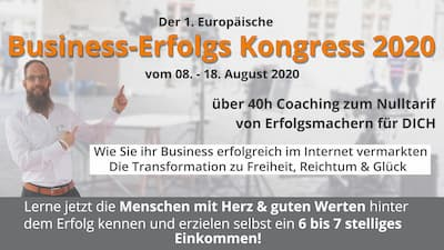 Business-Erfolg Online-Kongress