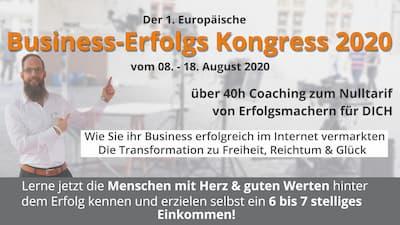 Business-Erfolg Online-Kongress