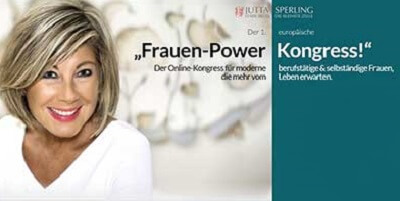 Frauen-Power Online-Kongress