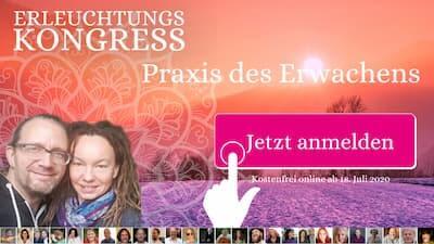 Online Erleuchtungskongress | Praxis des Erwachens
