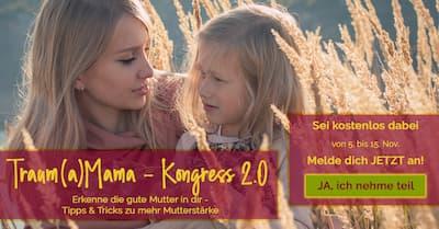 Trauma Mama Online-Kongress   Unsichtbare Wunden – große Folgen