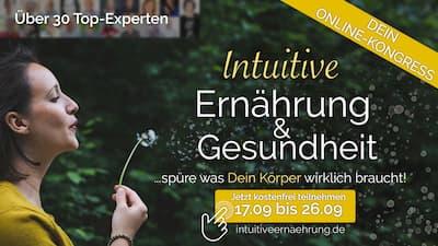 Intuitive Ernährung & Gesundheit Online-Kongress