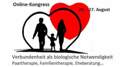 Verbundenheit als biologische Notwendigkeit Online-Kongress
