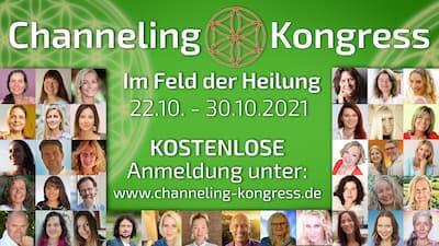 Channeling Online-Kongress Header
