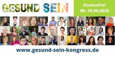 Gesund SEIN Online-Kongress