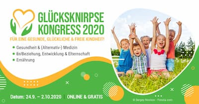 Glücksknirpse Online-Kongress