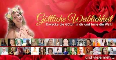 Göttliche Weiblichkeit Online-Kongress | Es steckt in Dir