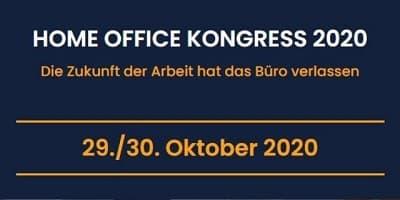 Home Office Online-Kongress   Einführung, Optimierung & Führung