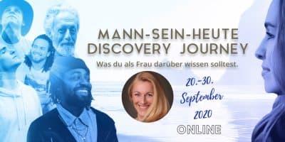 Mann-Sein-Heute Discovery Journey