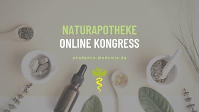 Naturapotheke Online-Kongress   natürliche Heilmittel