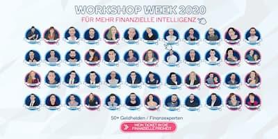 Geldhelden Workshop Week