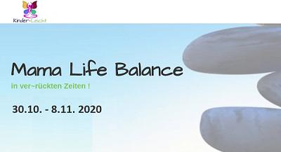 Mama Life Balance Online-Kongress   in ver-rückten Zeiten