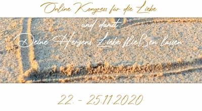 Online Kongress für die Liebe | lass sie fließen