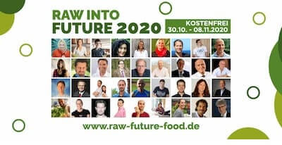 Raw into Future Online-Kongress