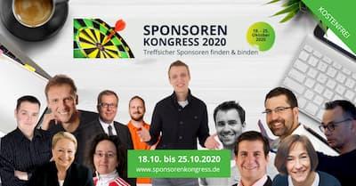 Sponsoren Online-Kongress   Für Vereine