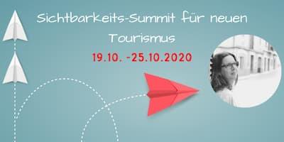 Tourismus Sichtbarkeits Summit