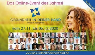 Gesundheit in deiner Hand Online-Kongress
