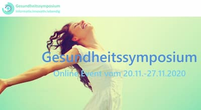 Gesundheitssymposium   informativ, innovativ, lebendig