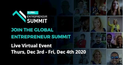 Global Entrepreneur Summit Header