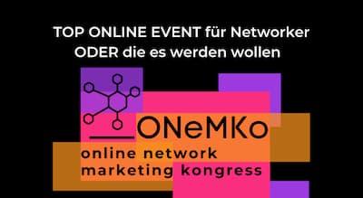 ONeMKo - Online Network Marketing Kongress