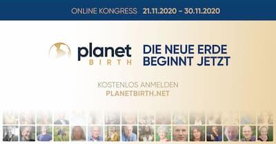Planetbirth Online-Kongress   die neue Erde beginnt JETZT!