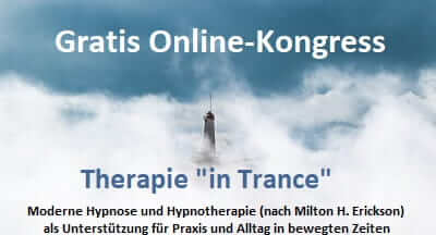 "Therapie ""in Trance"" Online-Kongress"