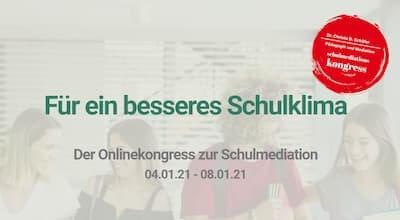 Schulmeditation Online-Kongress