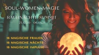 Soul Women Magie Online-Kongress | Raunächte Summit