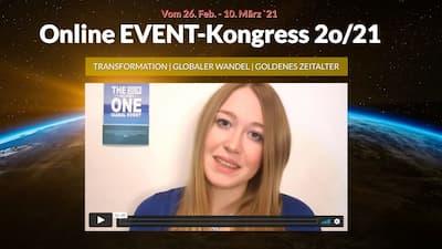 The world becomes one online-kongress Header