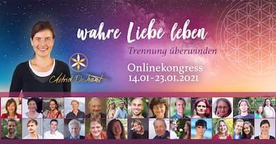 Trennung überwinden Online-Kongress | Wahre Liebe leben