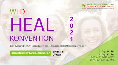 WIID HEAL Convention