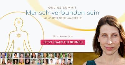 Bewusstsein in Bewegung Online-Kongress Header