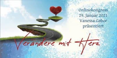 Verändere mit Herz Online-Kongress