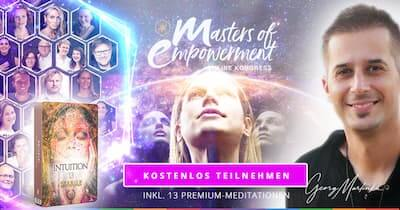 Master of Empowerment Online-Kongress Header